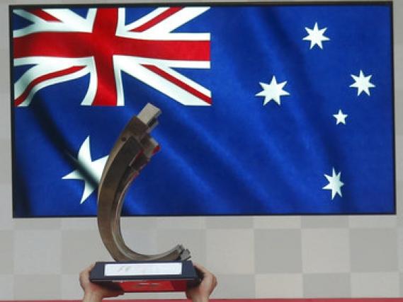 Ricciardo wins chaotic Azerbaijan GP; Vettel, Hamilton clash