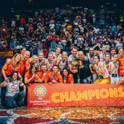 Spain wins EuroBasket Women 2017, beating France in final