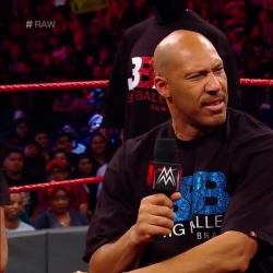 'Big Baller' LaVar Ball and sons invade WWE Monday Night RAW