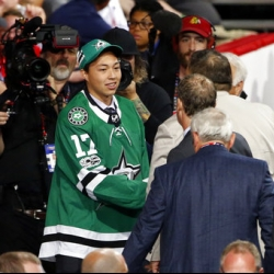 17-year-old Fil-Am drafted by Dallas Stars in NHL