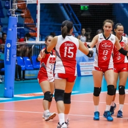 Cocolife, Cignal end prelims on high note