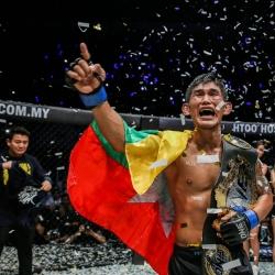 Nsang decisions Bigdash to become ONE MW champion