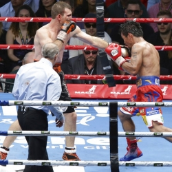 LOOK: Manny Pacquiao-Jeff Horn scorecards