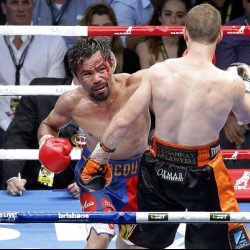 Sports world reacts to Pacquiao's stunning loss to Horn