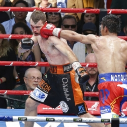 LOOK: Punch statistics from Manny Pacquiao vs. Jeff Horn