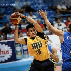 JRU's Estrella's breakout will have to wait one more year