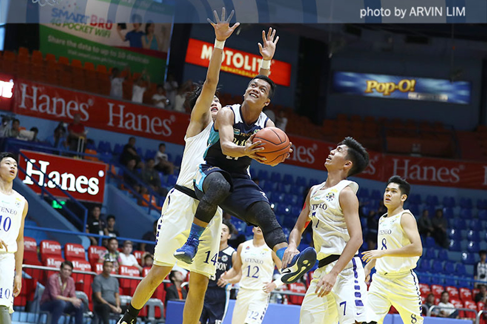 Baby Falcons welcome 'fresh start' minus NU-bound Serrano