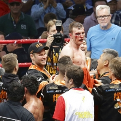 After shock win over Pacquiao, Horn ignoring the criticism