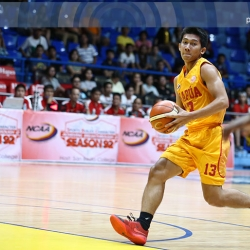 They won't have Oraeme, but Mapua will now have 'Tondo Swag'