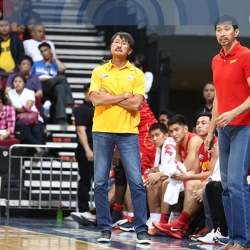 Coach Atoy says Oraeme, Menina left Cardinals at worst time