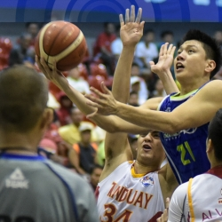 Teng takes over anew, tows Thunder to 6-0