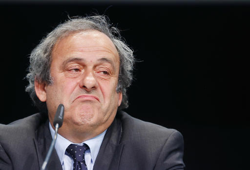 Swiss Court upholds Platini's Federation Internationale de Football Association ban