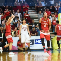 Potts says San Beda should 'let go' of last year's title