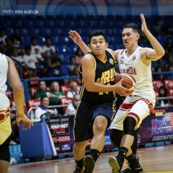 Before he was King Lion, Bolick was 'The Bus Stop'