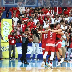 Coach Boyet: San Beda 'ordinary' until it wins back-to-back