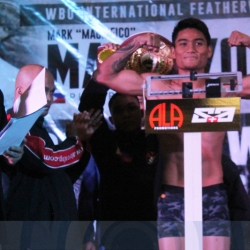 'Magnifico' Magsayo relishing first main event spot