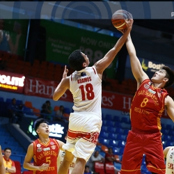 San Beda takes on first challenge in much-improved Baste