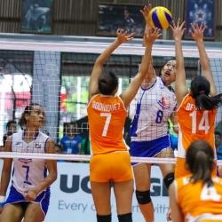 Generika-Ayala salvages seventh place finish