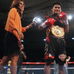 Magsayo knocks out Diaz, young stars shine at Pinoy Pride 41