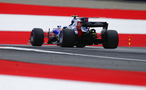 Formula One: Carlos Sainz sets his sights on Toro Rosso exit