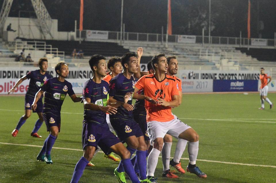 PFL: FC Meralco Manila remains unbeaten against JPV Marikina