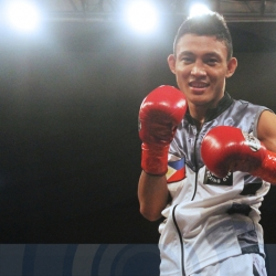 College graduate KJ Cataraja can now fully focus on boxing