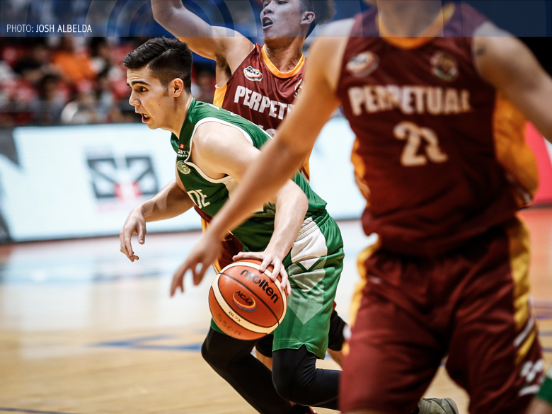 CSB gets on win column, NCAA forces forfeiture for Perpetual