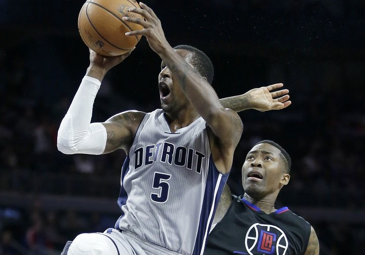 Pistons, Bullock Agree On Two-Year, $5 Million Deal