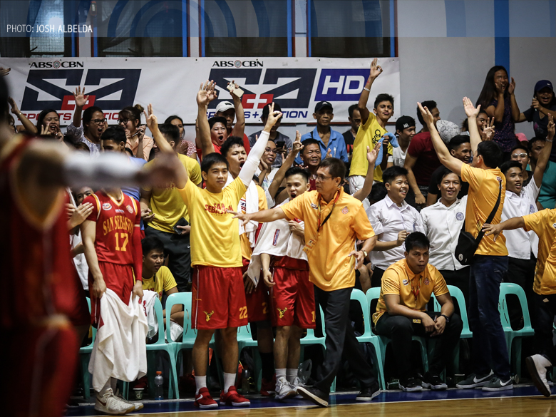 Stags looking forward to NCAA on Tour in Baste
