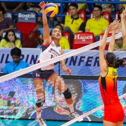 Petron dethrones F2 Logistics in title series sweep