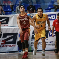 Bombers bounce back as Altas can't stop Teodoro