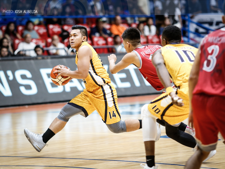 Coach Vergel: Teodoro's assists are JRU's keys to victory