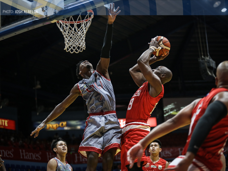 Perez wills LPU into statement victory vs San Beda
