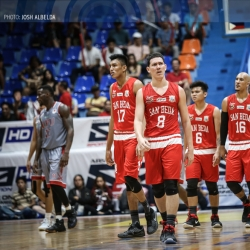 Coach Boyet says Lions can't run and gun with Pirates