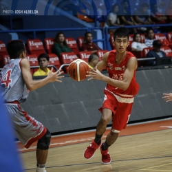San Beda, CSB-LSGH force three-way tie for first