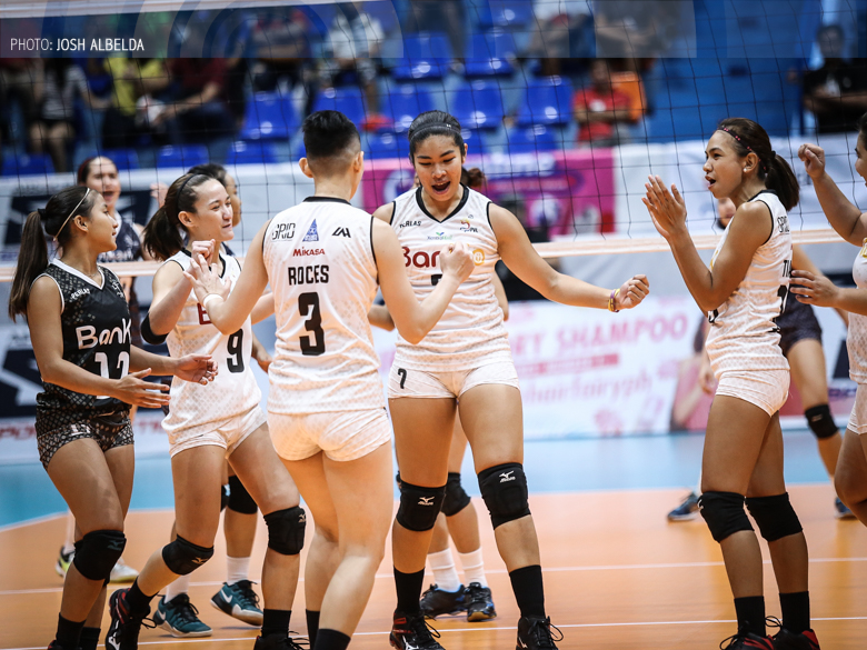 Spikers hunt for second straight win