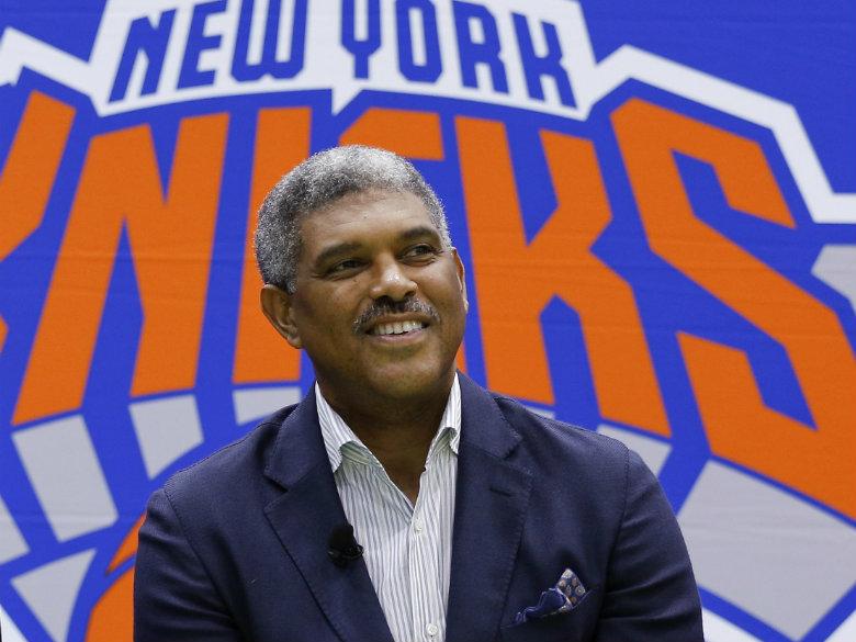 Steve Mills named president, Perry named GM of NY Knicks