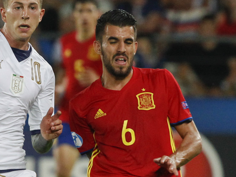 Real Madrid sign Dani Ceballos: Midfielder give six-year contract