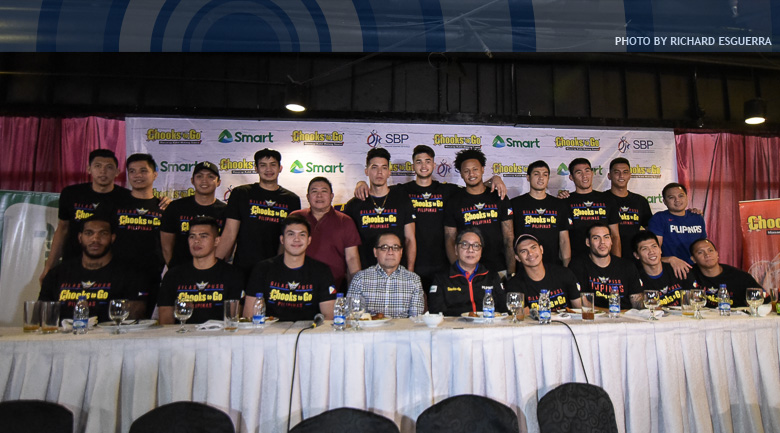 Gilas Pilipinas looking to bounce back against Taipei A