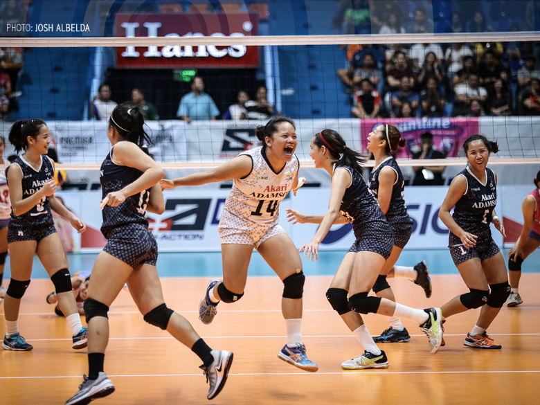 Lady Falcons, Lady Maroons collide in a preview of UAAP wars
