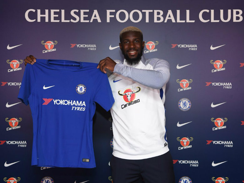 Bakayoko leaves Monaco to join English champion Chelsea