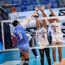 Palomata fuels Lady Jet Spikers into winning streak