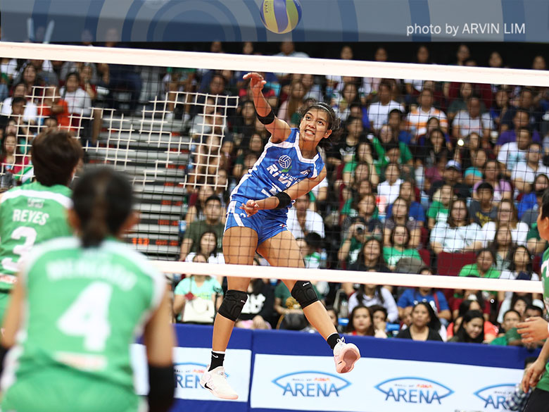 Valdez scores 36 as Ateneo rallies past DLSU in BOTR