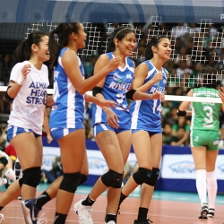 Valdez cherishes heartstrong Lady Eagles' reunion game