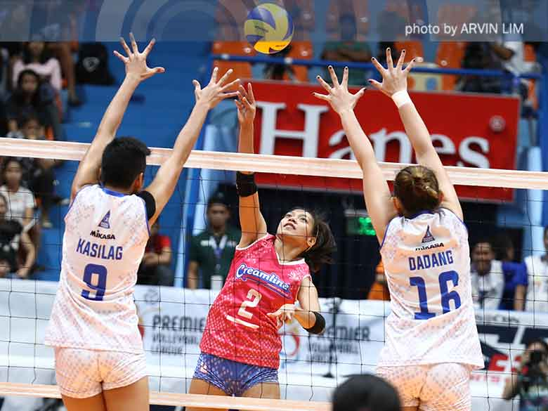 Alyssa Valdez earns nod as first PVL Player of the Week