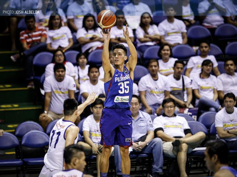 Gilas Pilipinas struggles in win against Taipei B