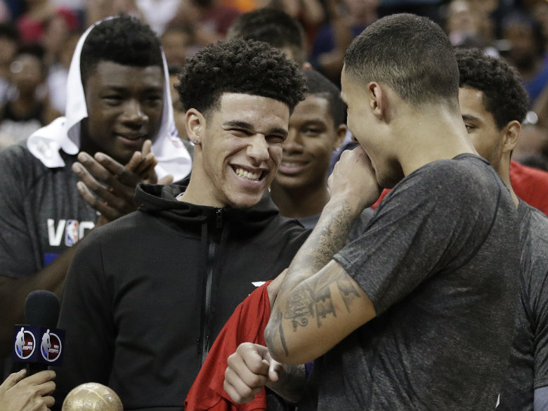 Rookie Ladder: Ball, Kuzma represent Lakers at the top