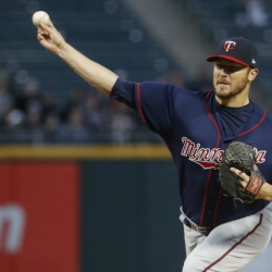 Season's over for Twins righty Phil Hughes, put on 60-day DL
