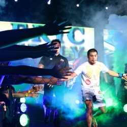 Eric Kelly remains a 'lone wolf' as he returns to the cage