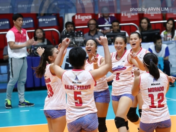 Coach O: 'Creamline is not about Alyssa'